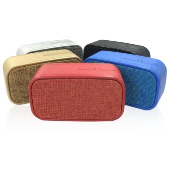 Detail Gambar Unique New Bluetooth Speaker Square Cube Portable Handle Woofer FM Radio Wireless N11i Terbaru