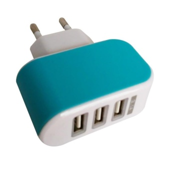 Universal Adaptor Charger 3output Non Pack