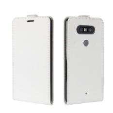 untuk LG Q8/LG V20 Mini Leather Case Kartu Slot Magnetik Penutupan Cover (Hitam)-Intl