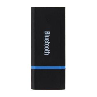 USB Bluetooth receiver audio 3.5 mm audio kabel transmisi nirkabel