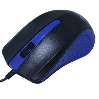 USB Mouse Cable MT03 - Biru - 2 ...