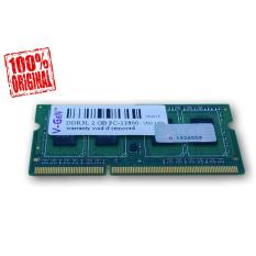 V-Gen Sodimm 2GB DDR3L PC10600 - Vgen Memori Laptop Low Voltage