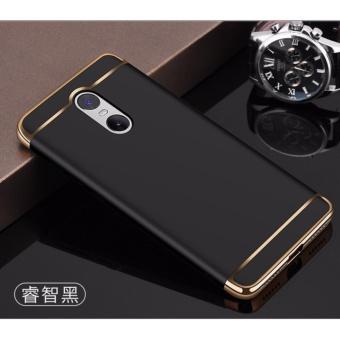 Viking CASE Premium 3 IN 1 Hardcase Xiaomi Redmi Note 4X Snapdragon - Black
