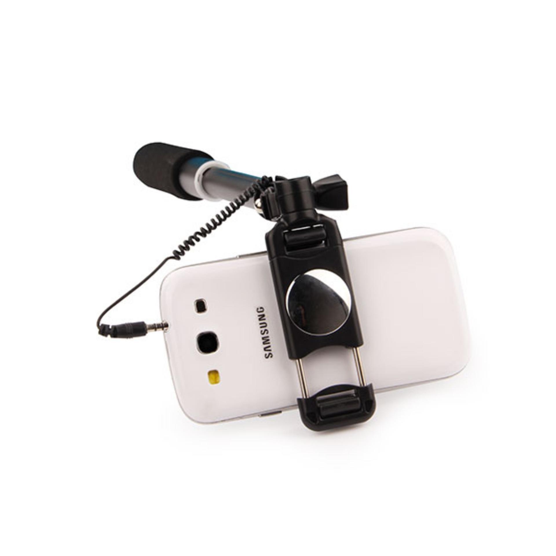 Vivan St02 Foldable Selfie Stick Tongsis Gold Daftar Harga Terkini Spigen Battery Free Wired Velo S530 Premium Hitam