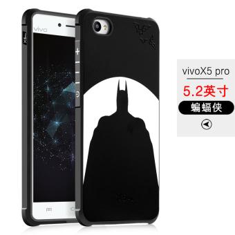 Vivo VivoX5prod/X5porl/X5pr0v Handphone Set Silikon Shell Pelindung