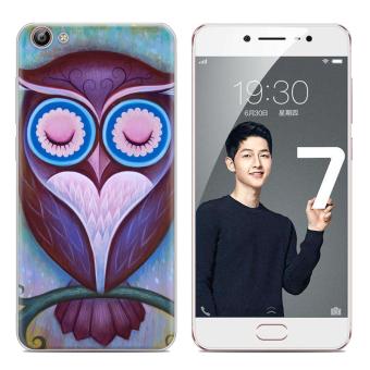 Vivo X7/X7 Tipis Soft Shell Handphone Shell