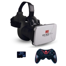 VR Box 3D T +T3+SDV02 with Capacitive Touch + Gamepad + SD Card