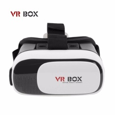 VR Box Virtual Reality Glasses Kacamata 3D for Smartphones