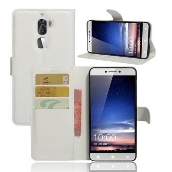 Wallet Flip Leather Case For Coolpad Cool1 / Letv LeEco CoolpadCool1 Dual / Letv LeEco Cool1