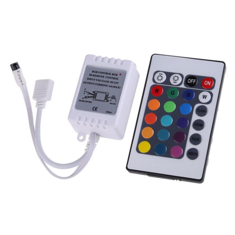 Allwin 24 Suara Musik Kunci Remote Kontrol Ir Sensitif Untuk Lampu Source · WFTCL IR Remote