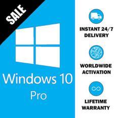 Windows 10 Pro Original License 32/64bit Genuine