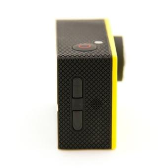 Winliner ACC-Y-18 Waterproof Sport Action Camera (Yellow) - intl