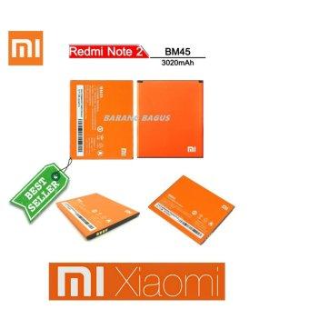 Xiaomi Baterai / Battery BM45 For Xiaomi Redmi Note 2 ( 3020mAh ) Original 100%