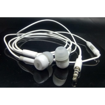 Xiaomi Handsfree Hifi Stereo Portable Jack 3.5mm Headset/In ear