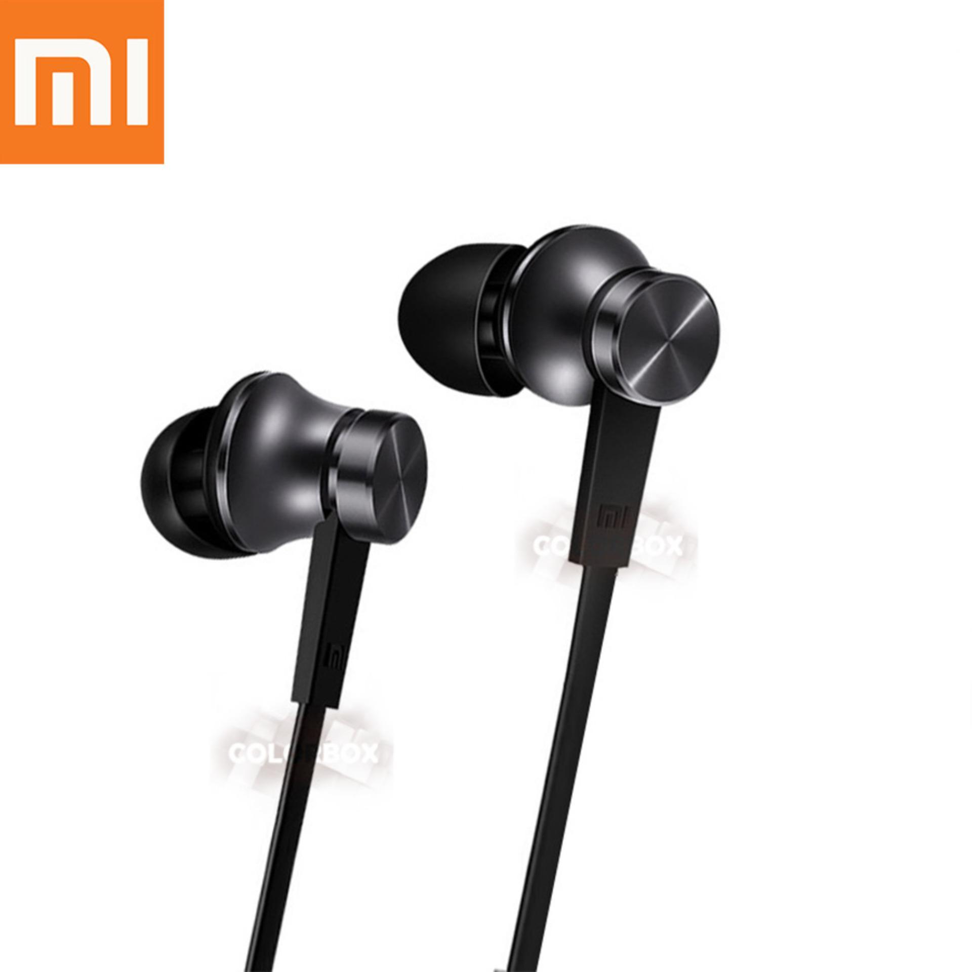 Xiaomi Mi Piston Huosai Earphone Colorful Edition Hitam Daftar Oem Silver In Ear Original 3rd Gen Handsfree Headset