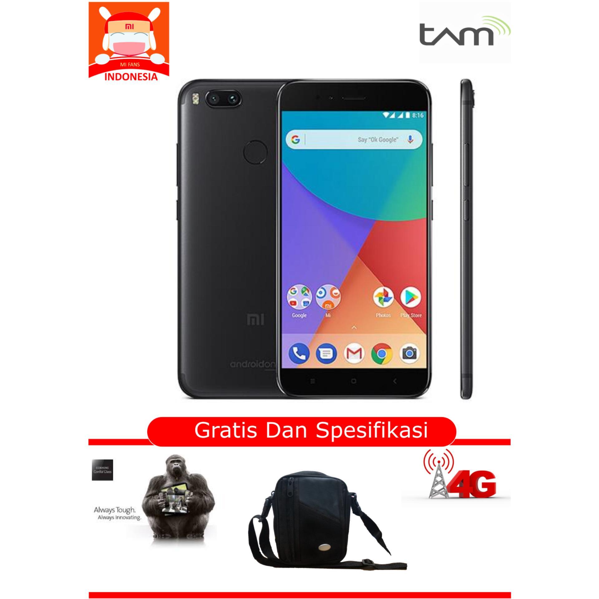 Xiaomi Mi 1 Black Garansi Resmi Tam Free Tas By Git Store