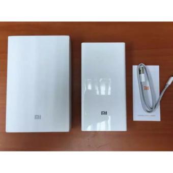 Update Harga Xiaomi Mi Power Bank 20000mAh Original Powerbank Fast Charge (White) IDR427,000.00  di Lazada ID