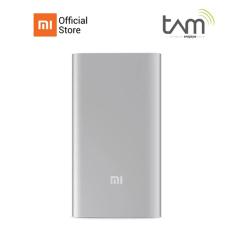 Xiaomi Mi Power Bank 5000mAh - Silver
