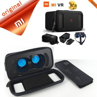 Xiaomi Mi VR 3D Virtual Reality Glasses - Black