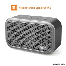 Xiaomi MiFa M1 Bluetooth Portable Speaker Cube with Micro SD - Grey