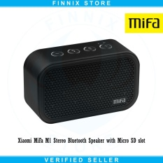 Xiaomi MiFa M1 Stereo Bluetooth Speaker with Micro SD slot - Black
