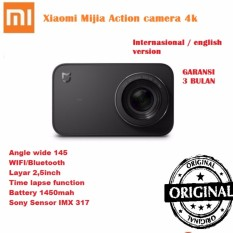 Xiaomi Mijia Action camera 4k 30fps 16MP - Internasional Version