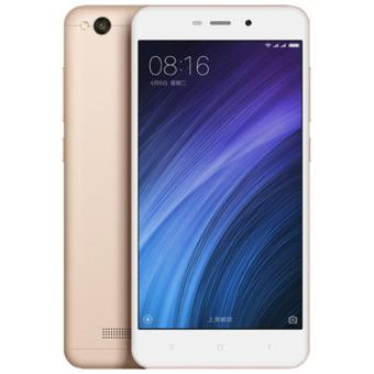 XIAOMI REDMI 4A GOLD NEW 2/16GB GARANSI DISTRIBUTOR