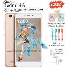 Xiaomi Redmi 4A - Ram 2GB - Rom 16GB - MIUI Global - 5