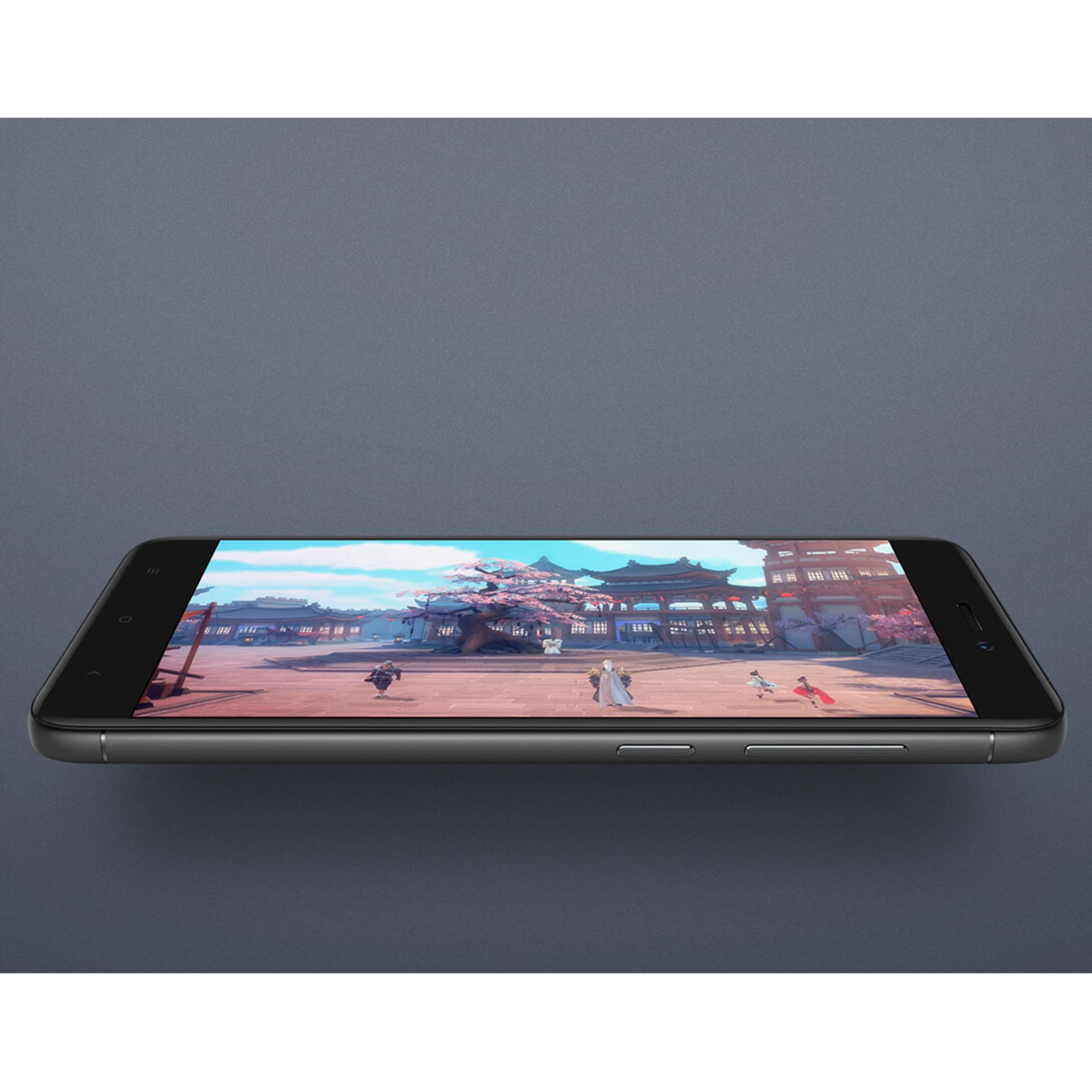 Anggaran Terbaik Xiaomi Redmi 4x 3 32gb Black Hitam Fingerprint 4a Internal 2 32 Gb Garansi Resmi Tam Snapdragon 435 4100mah