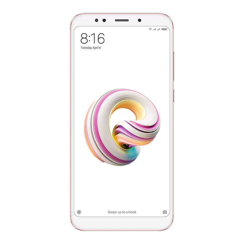 Xiaomi Redmi 5 Plus (4/64) - Black - Snapdragon 625