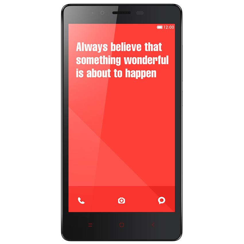 Xiaomi Redmi Note 3G - Dual Sim - 8GB - Putih