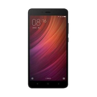 Xiaomi Redmi Note 4 Smartphone - Black [32GB/ 3GB/ Garansi TAM]
