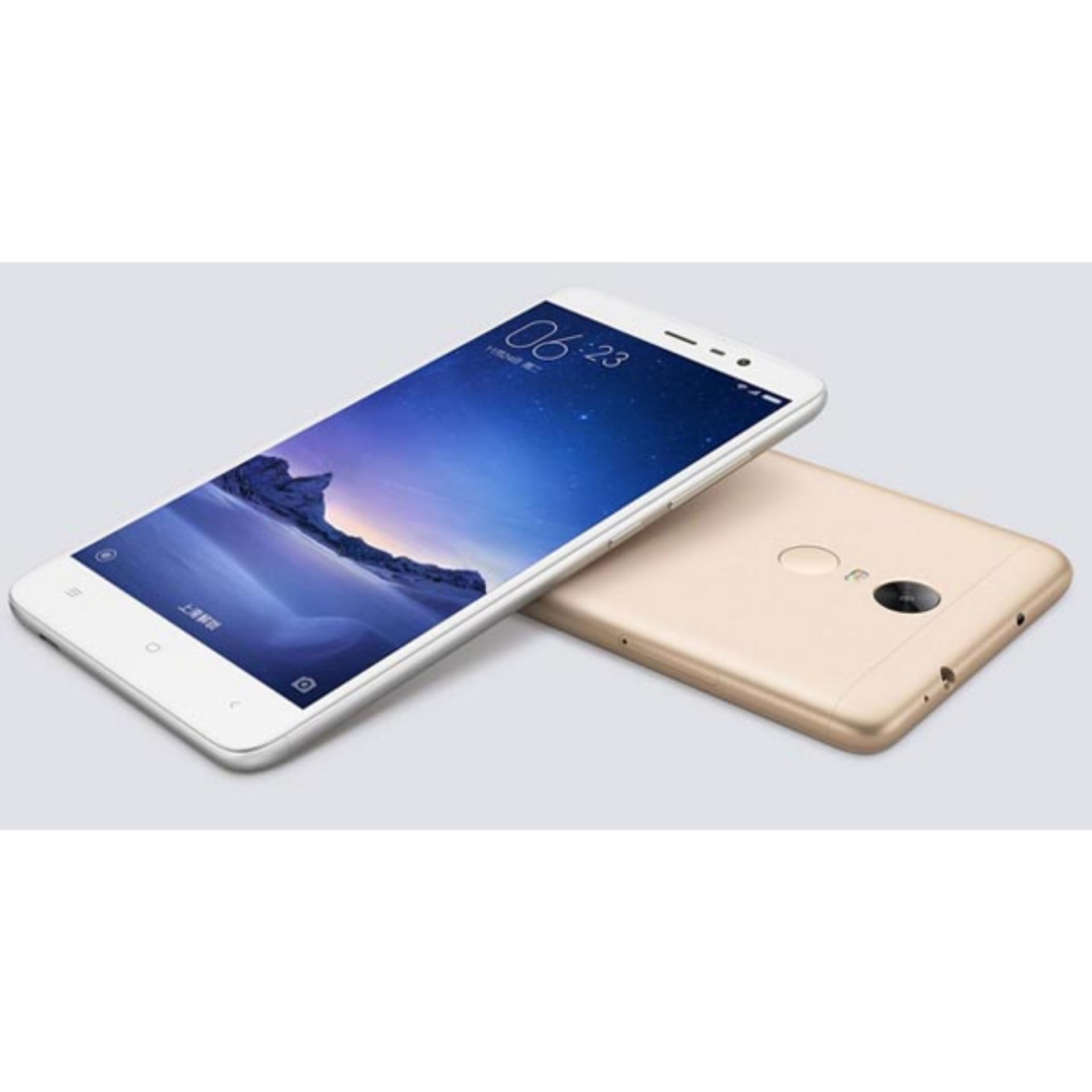 Pelacakan Harga Xiaomi Redmi Note 4x 4g Global Version Ram 3gb Rom 32gb White Gold