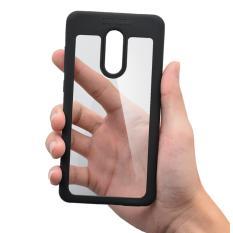 Xiaomi Redmi Note 4x / Redmi Note 4 (Snapdragon & Mediatek) Casing Premium Auto Fokus Acrylic Shockproof Hybrid Series- Hitam