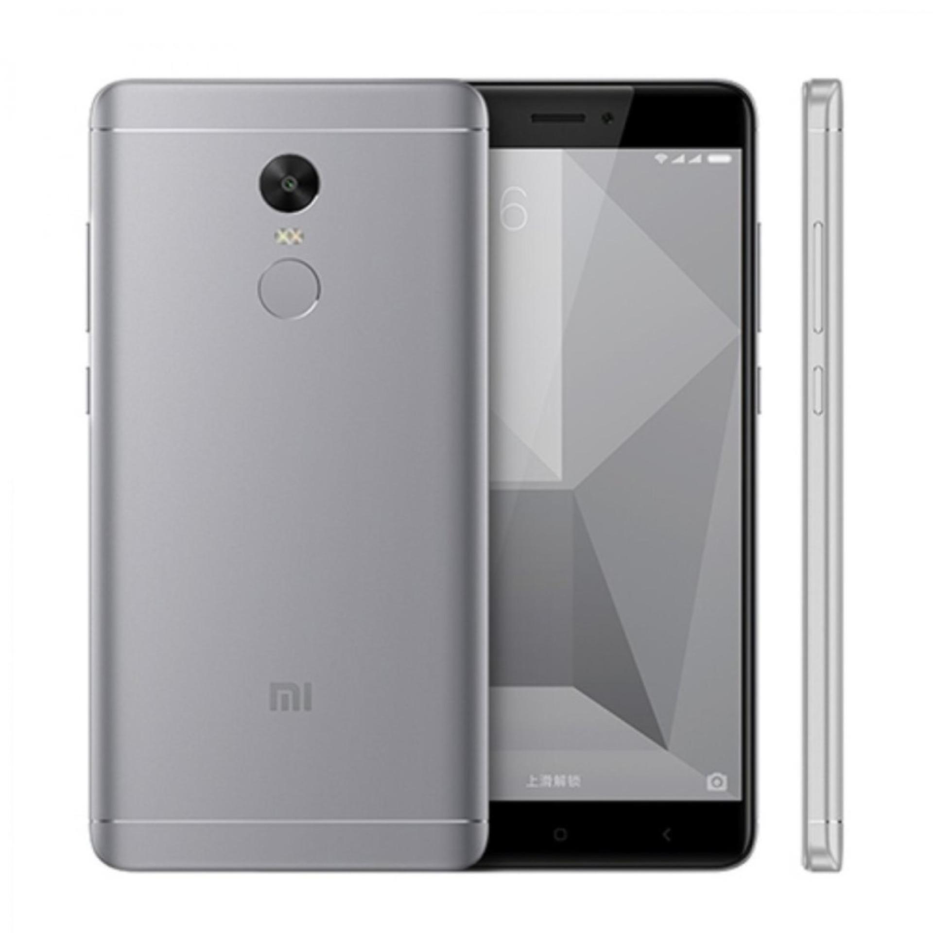Xiaomi Redmi Note 4X Snapdragon [3GB/32GB] - GRS Distributor 1 Tahun