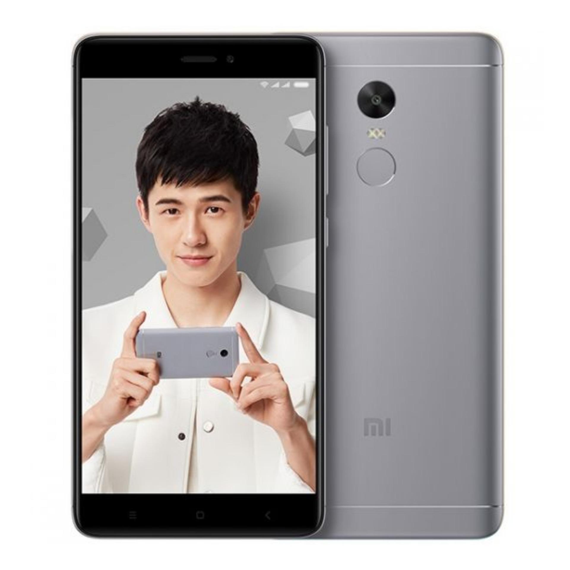 Periksa Peringkat Xiaomi Redmi Note 4x Snapdragon Ram 3gb Rom 32gb Grey
