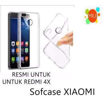 Xiaomi Sofcase (silikon) RESMI redmi 4X