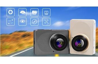 Xiaomi XiaoYi Smart Car DVR Original - Gold - 5