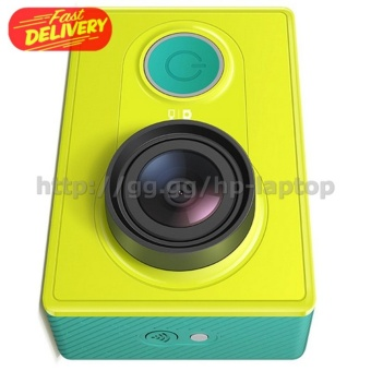 Xiaomi Yi Action Camera - Green