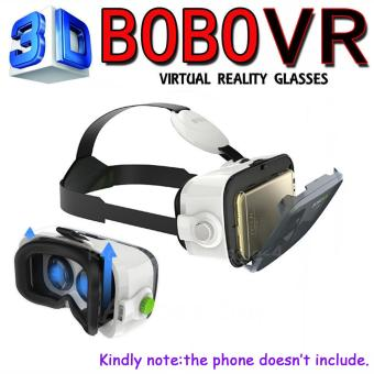 Xiaozhai Original BOBOVR Z4/BOBO VR Z4 mini Virtual Reality goggles3D Glasses google Cardboard VR BOX 2.0 For 4.0-6.0 inch phone -intl