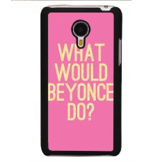 Y & M Apa Yang Akan Beyonce Melakukan Meizu MX4 Pro Phone Case (Multicolor)