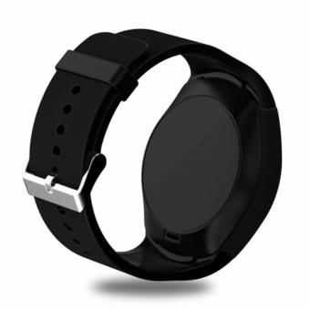 Y1 bulat Bluetooth 3.0 dpt dipakai Smart watch pria Wanita Smartwatch bisnis klasik untuk Android - 5