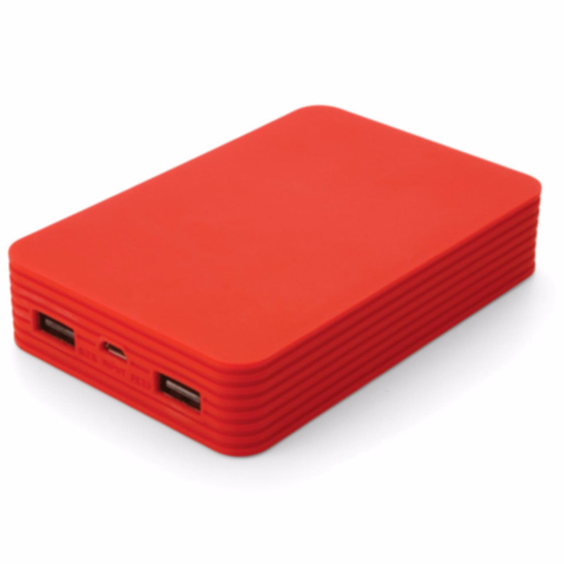 Energy Pack 8800 mAh External Power Bank - Merah ...