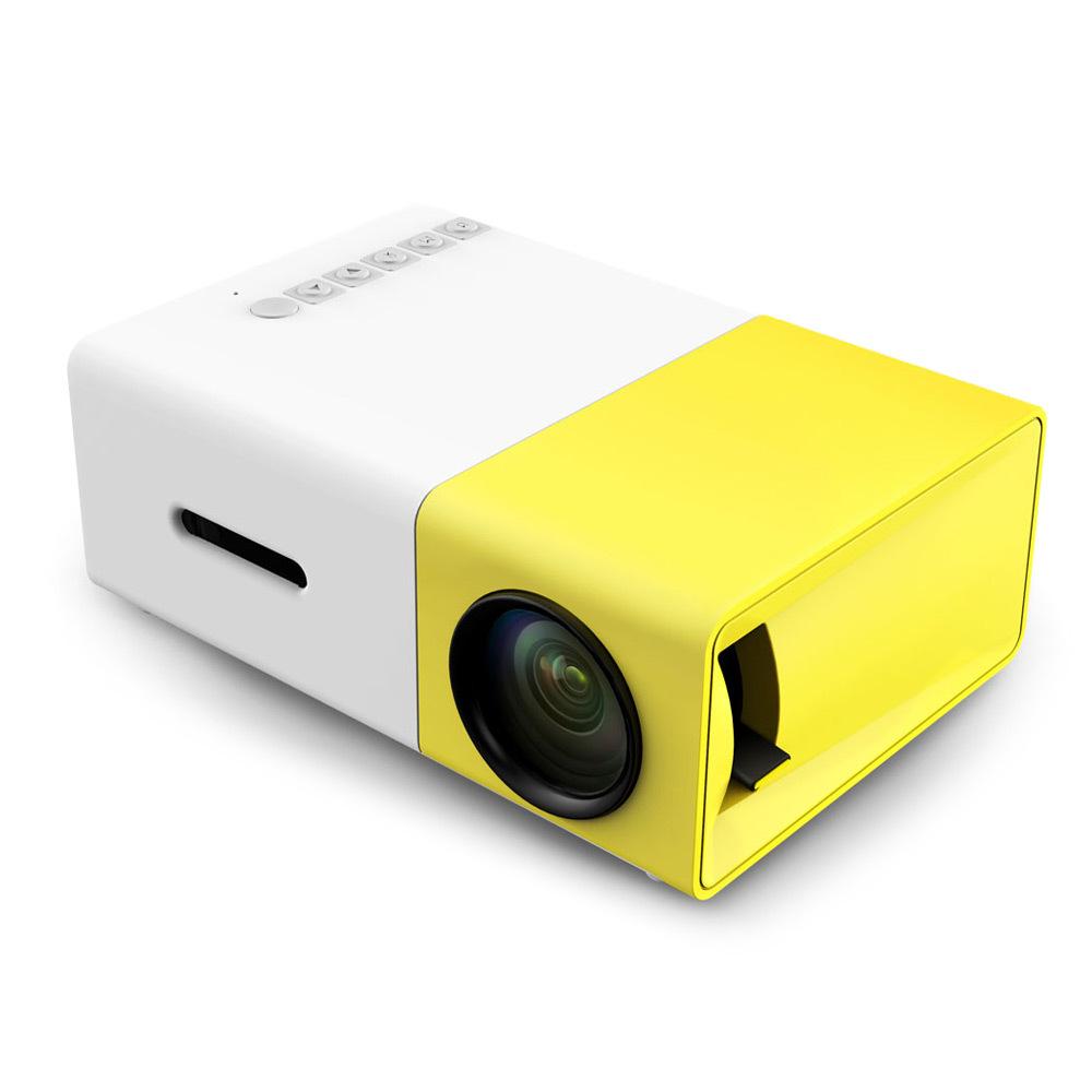 ... YG-300 LCD Proyektor 320 x 240 Piksel 400-600 Lumen Steker Uni Eropa ...
