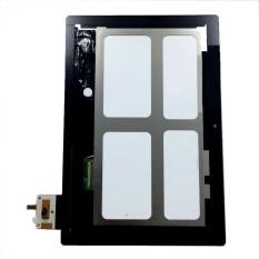 Yuethought untuk Lenovo IdeaTab S6000 Layar LCD Layar Sentuh dengan Digitizer Full Assembly + Gratis 3 M Tape + Pembukaan Repair ALAT + Lem-Intl