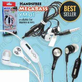 Harga YUMOTO New Mega Bass Headsfree Sound Only Excellent Sound Quality With Mic good Quality