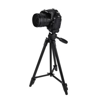 Yunteng VCT 520 Tripod Stand 3 Way Lightweight Pro Camera ActionCamera Images Gallery