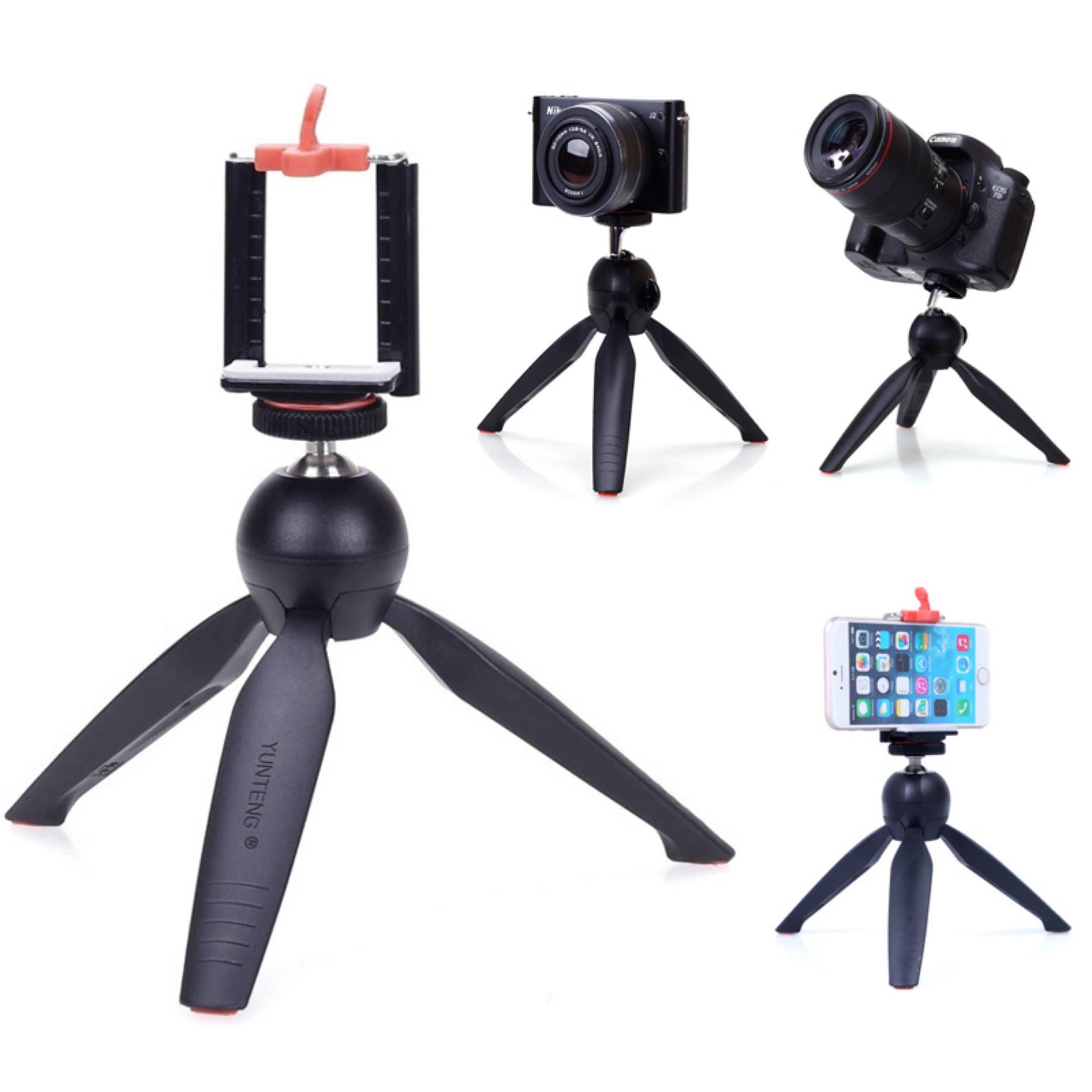 ... Yunteng YT 228 Tripod Camera Digital Phone Universal Holder ...