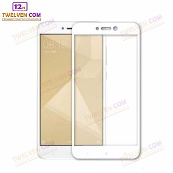 zenBlade 3D Full Cover Tempered Glass Xiaomi Redmi 4 Prime - White