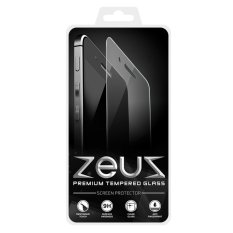 Zeus Glass for VIVO Y22 - Premium Tempered Glass - Rounded Edge 2.5D